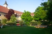 Haus der Begegnung, Kloster Strahlfeld