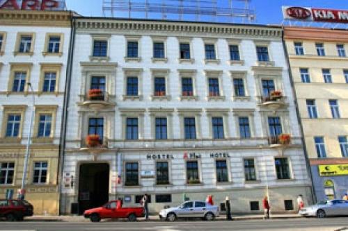 und Hostel Moldau