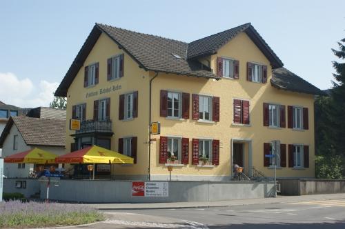 Bahnhof - Hafen Gubler