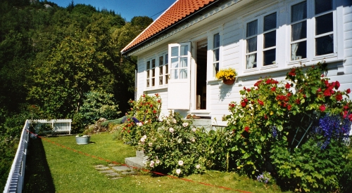 Foto von Ferienhaus/Hidra - Hidrasund