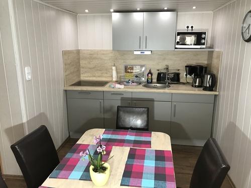 Küche - Ferienwohnung, Ostharz