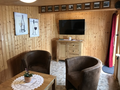 Clubraum + Fernseher