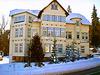Außenansicht Winter  Hotel Waldmühle am Brocken - Urlaub, Harz