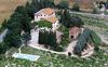 Bauernhof im Olivenhain