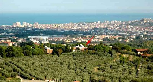 Foto von Gästehaus/Pescara und Umgebung