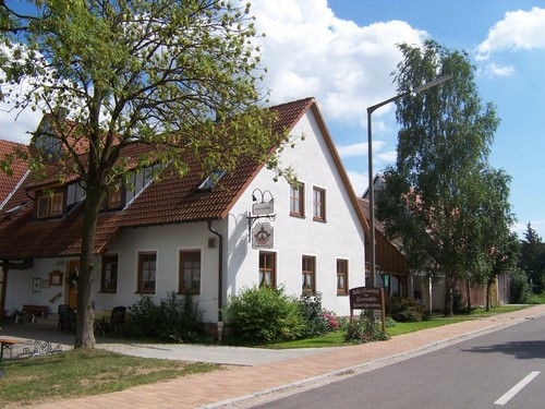 Bauernhof in Geslau