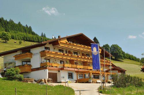 Gut beschilderte Bergtouren und Wanderwege stehen zur Verfügung - Ferienwohnung , Tannheimer Tal