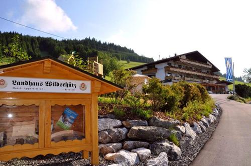 Ferienwohnung in Jungholz im Tannheimer Tal - Ferienwohnung, Tirol