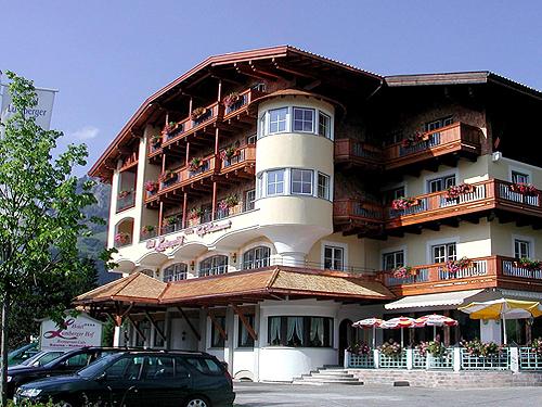 Hotel in Grän