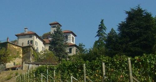 Castello die Grillano Gästehaus