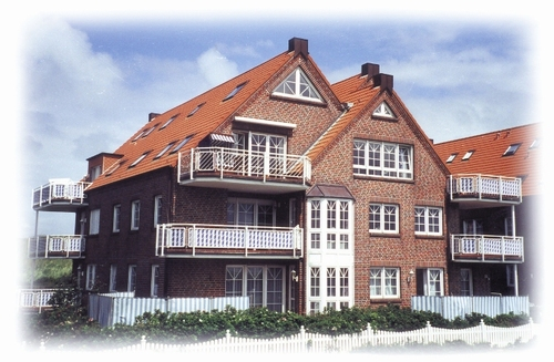 Inselresidenz Wattenmeer - Fewo 3 F****DTV-Klassifizierung