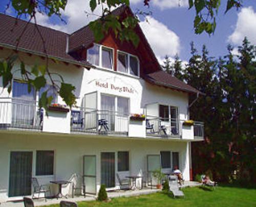 Hotel Bad Münster am Stein-Ebernburg